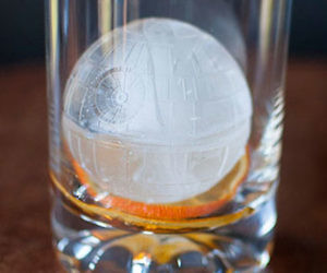 Death Star Silicone Ice Cu...