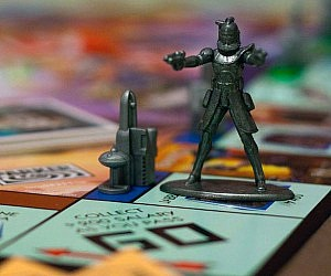 Star Wars Edition Monopoly