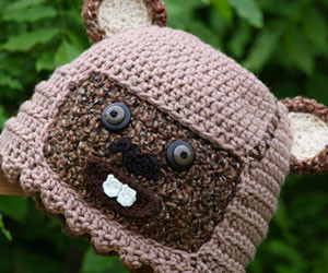 Star Wars Ewok Hat