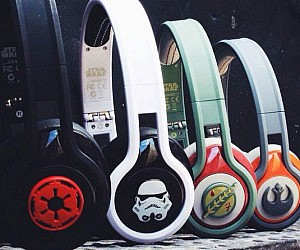 Star Wars Themed Headphones