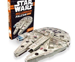 Millennium Falcon Book & M...