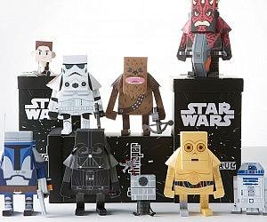 Star Wars Paper Craft Acti...