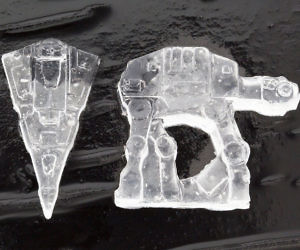 Star Wars Silicone Ice Cub...