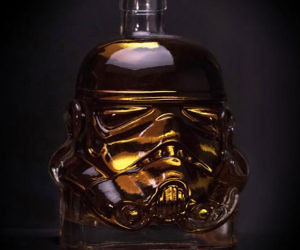 The Stormtrooper Decanter