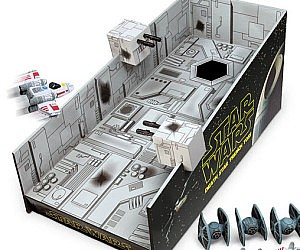 Star Wars Trench Toss