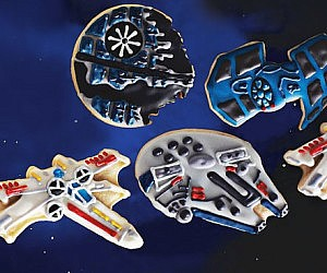 Star Wars Vehicles Cookie ...