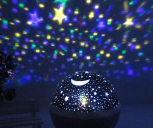 Starry night led projector mozeypictures Images