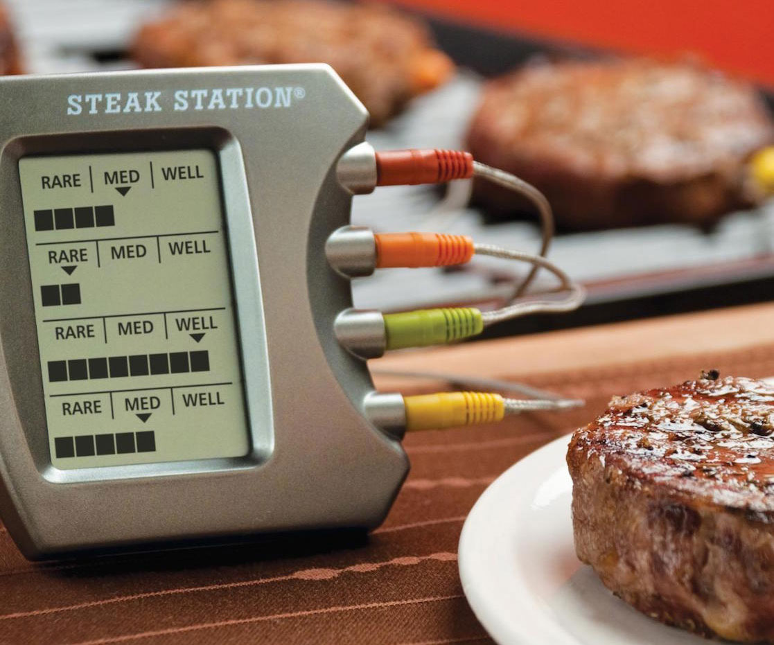Digital Steak Thermometer - coolthings.us