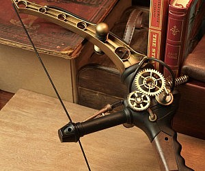 Steampunk Bow