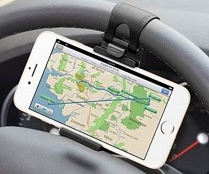 Steering Wheel Smartphone ...