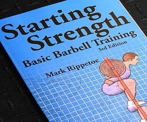 Strength Training Beginner's Book