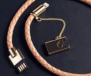 iPhone Charging Cable Brac...