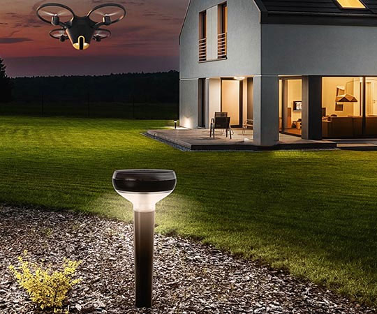 Home security system drone home security system aloadofball Gallery