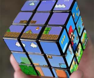 Super Mario Bros Rubik's Cube
