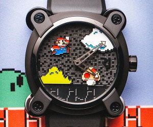 Super Mario Romain Jerome Watch