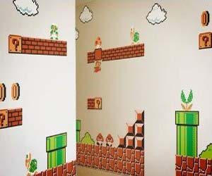 Good Super Mario Wall Stickers