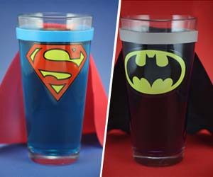 Superhero Caped Glasses