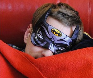 Superhero Sleeping Masks