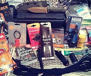 Survival Gear Subscription Box