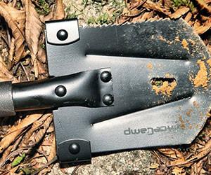 Multi-Tool Survival Shovel