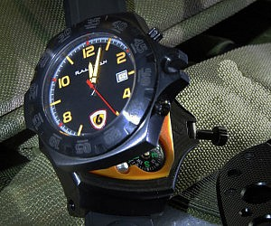 Survival Wrist Watch