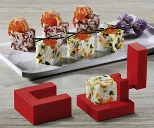 Sushi Rice Cube Maker