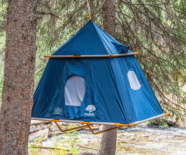 Treepod Suspended Tent & Suspended Tent