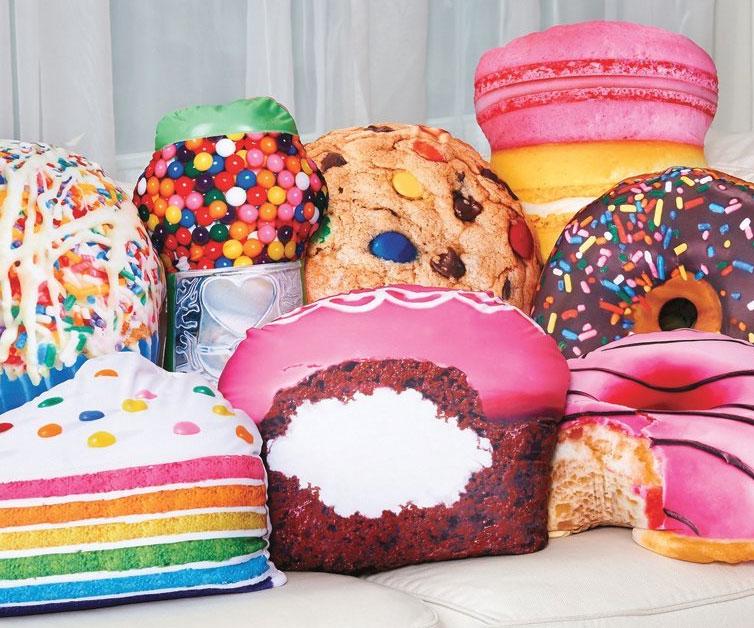 Sweet Treats Pillows