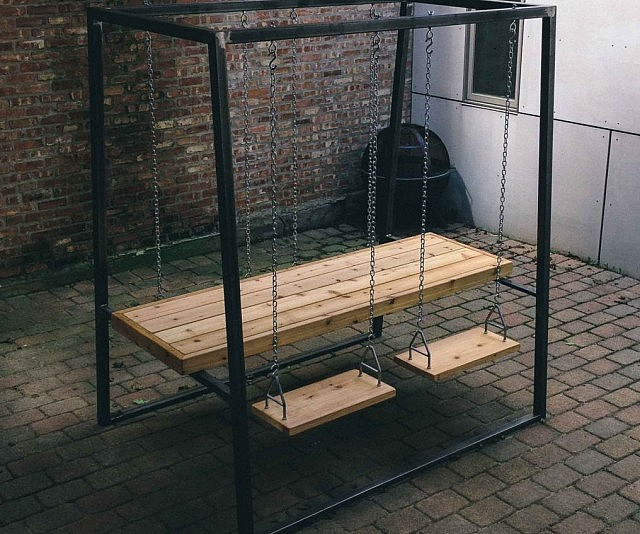 Swingset Table