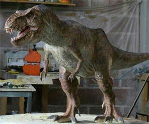 T-Rex Replica Statue