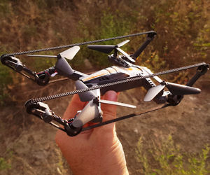 World's First Programmable Drone