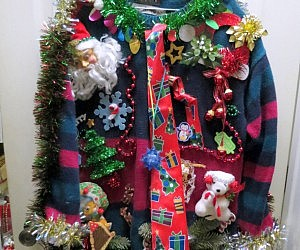 the ugly christmas sweater - Ugly Christmas Decorations