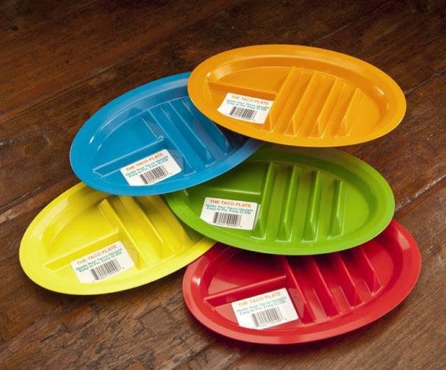 Taco Plates & Plates