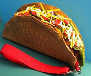 Fully Loaded Taco Purse