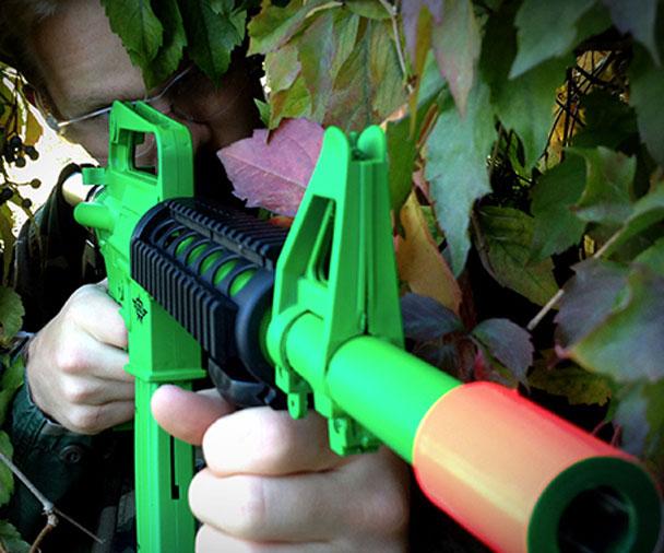 Tactical Blowgun