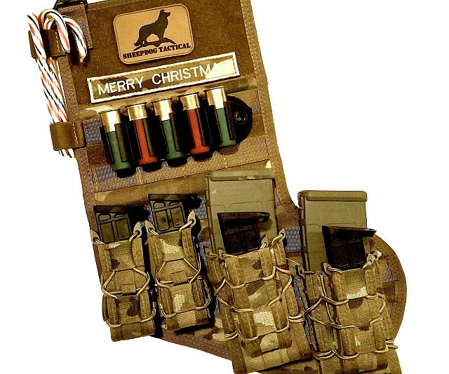 tactical christmas stocking - Pre Filled Christmas Stockings