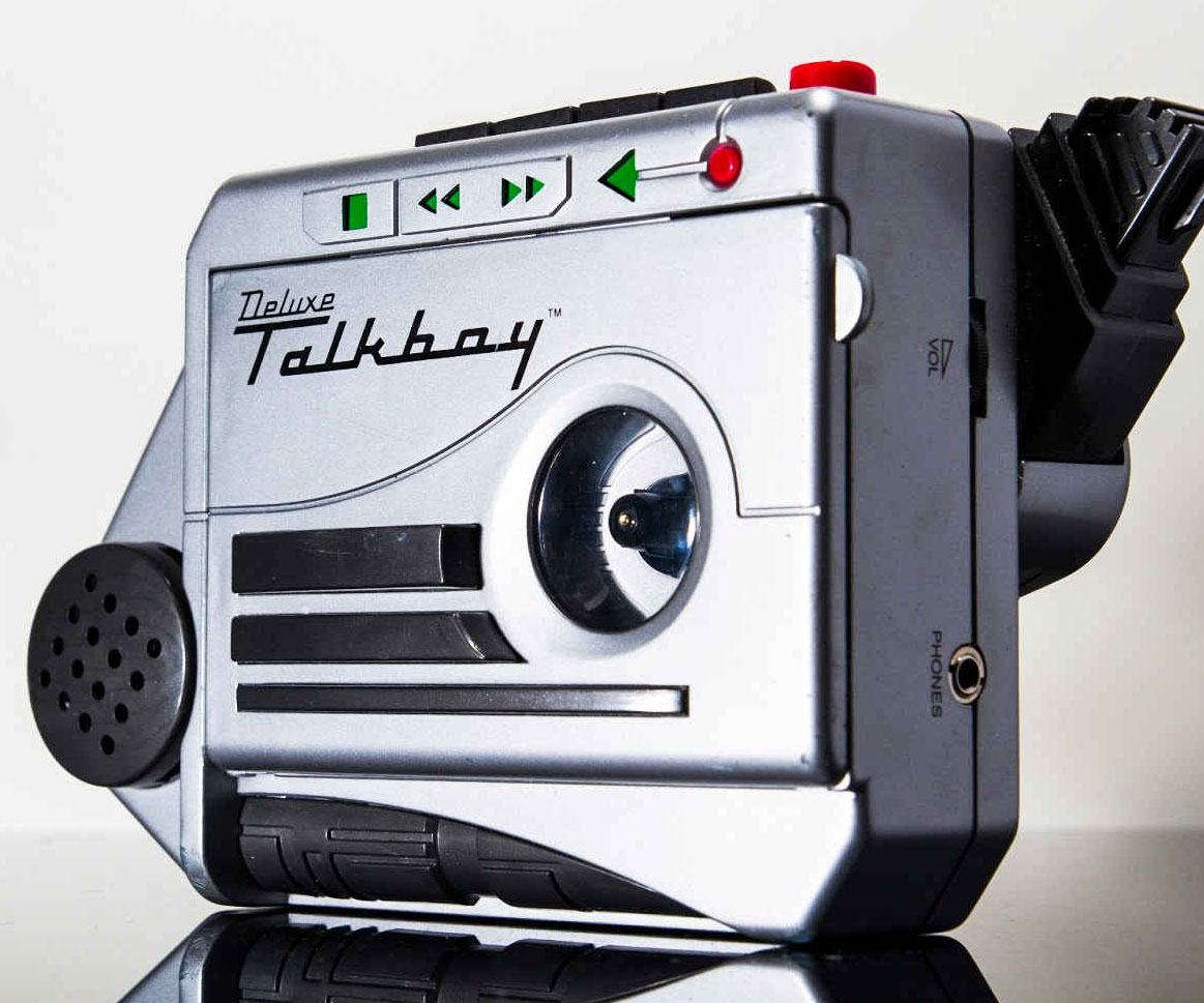 Talkboy Tape Recorder