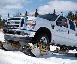 Truck Tracks