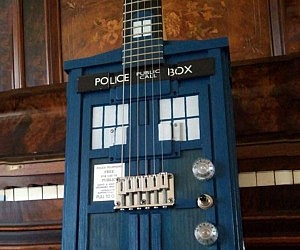 Doctor Who GuiTARDIS