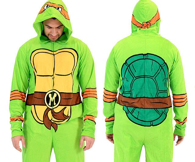 861308759 Teenage Mutant Ninja Turtles Pajamas