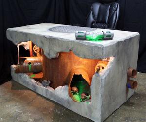 Inspirational Teenage Mutant Ninja Turtles Sewer Desk