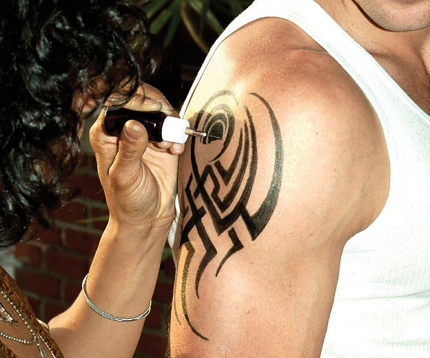 online temporary tattoo