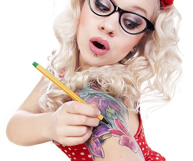 Henna Tattoo Pen: Temporary Tattoo Pen