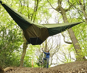 Hanging Camp Tent