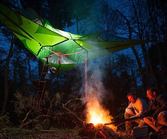 Hanging C& Tent & Camp Tent