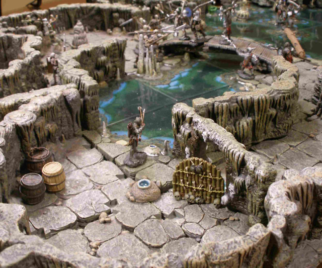 Miniature Terrain Gamer Tiles