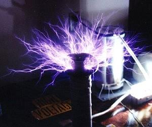 50,000 Volt Tesla Coil
