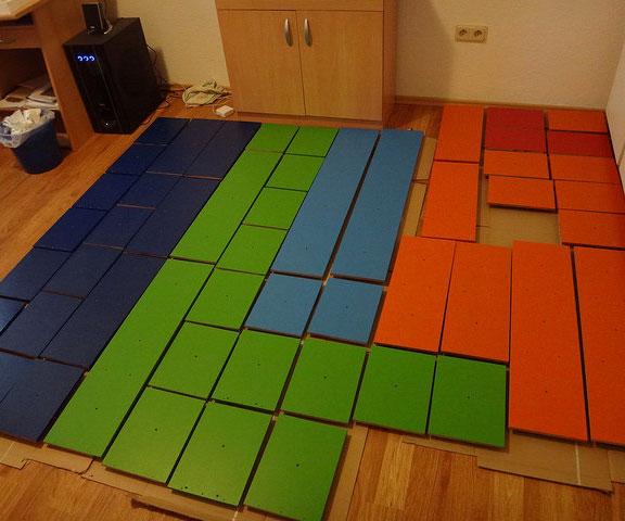 Tetris Modular Shelving U0026 Storage Unit