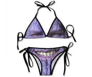 Thanos Face Bikini