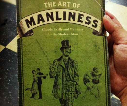 Art of manliness book the art of manliness book malvernweather Image collections